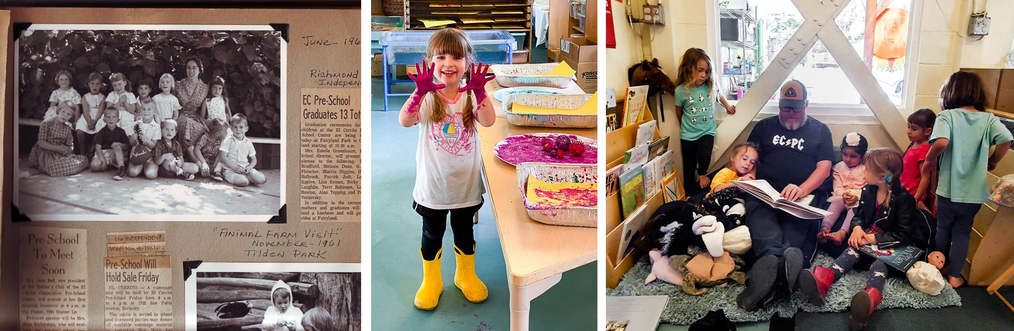 El Cerrito Preschool Cooperative