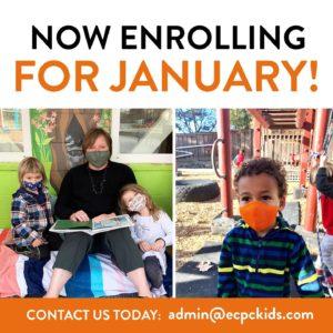 ECPC Now Enrolling